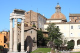 Rome urban scenics poster