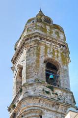 St. Benedetto Church. Acquaviva delle Fonti. Puglia. Italy.