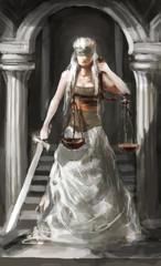 goddess of justice