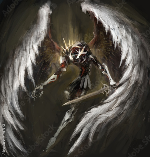 biomechanical angel