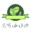 Icons 100% natural
