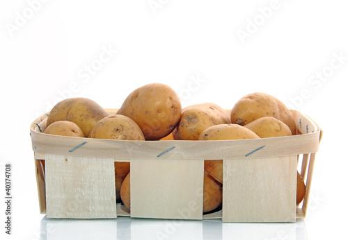 Barquette de pommes de terre