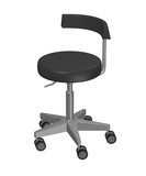 3d render of hospital chair