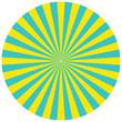 rayon manga jaune