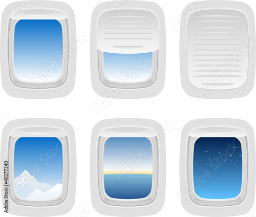 Aircraft Windows