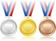 Medals Set