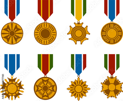 War Medals Series