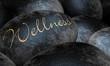 Schwarze Steine - Wellness