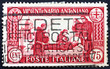 Postage stamp Italy 1931 St. Anthony's Death