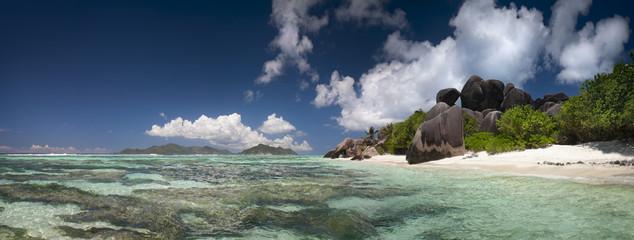 Панорама Сейшельские острова