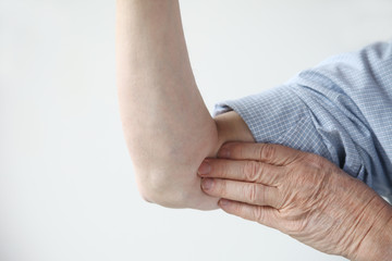pain in upper arm