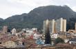 Monserrate La Candelaria architecture Bogota Colombia