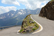 Italy - Alpine road