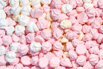 Meringue background