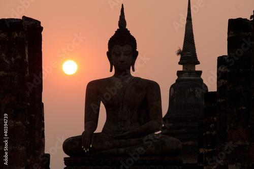 Fototapeten,large,thailand,uralt,architektur