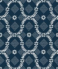 Old blue vintage texture