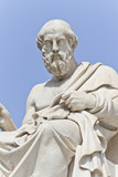 The ancient Greek philosopher Platon