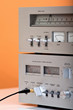 Vintage Stereo Amplifier and Tuner