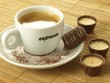 Coffee and pralines