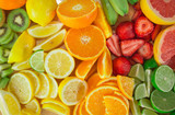 Fototapety fruit background