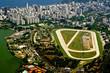 view of jockey club and Leblon in Rio de Janeiro
