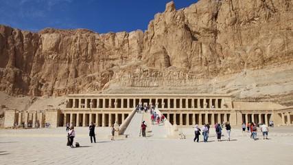 Hatschepsut Tempelanlage bei Luxor