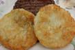 Galette de pomme de terre - Steak haché