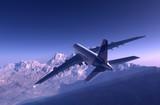 Fototapeta turystyka - skrzydło - Samolot