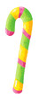 Colorful candy stick
