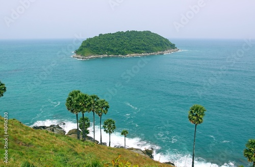 tropical sea, seascape, Phuket Thailand