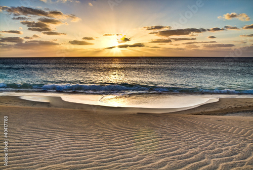 canvas print picture Kap Verde, Strand, Urlaub, Insel, Natur, Reisen