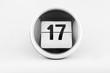 Kalendarz listkowy - 17