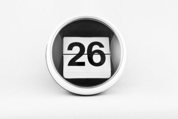Kalendarz listkowy - 26