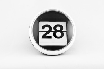 Kalendarz listkowy - 28