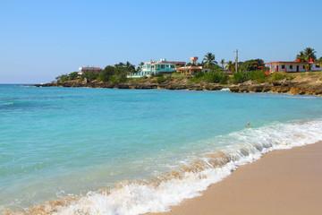 Cuba - Playa Rancho Luna near Cienfuegos