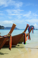 Koh Ngai - Beach view - Thailand