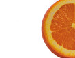 Half Sliced Orange