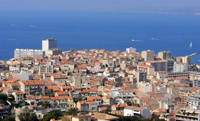 Quartier de Marseille