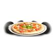 take away pizza