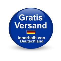 Gratis Versand innerhalb von Deutschland