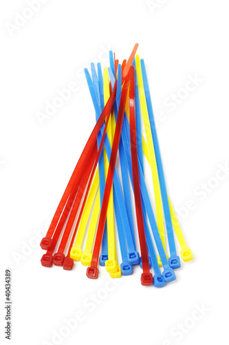 Multicolor Nylon Cable Ties