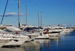 Yachts Moored, Puerto Banus, Marbella, Spain © Arena Photo UK