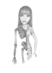 girl-skeleton