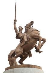 Statue of king Svatopluk