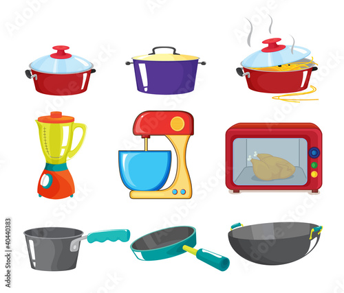 Pots and pans series