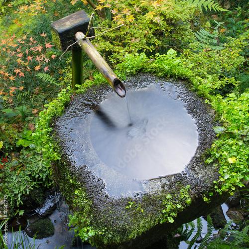 Leinwanddruck Bild ruhiges Wasser