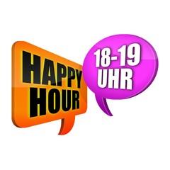 sprechblasen v3 happy hour 18-19 uhr I