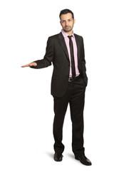 uomo misura altezza