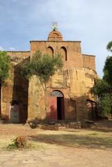 Eglise, Ethiopie