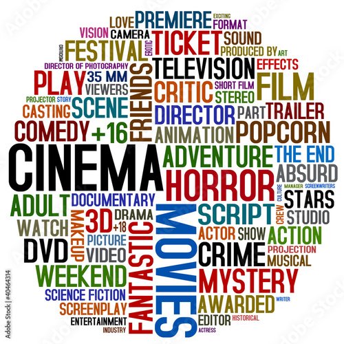 cinema words